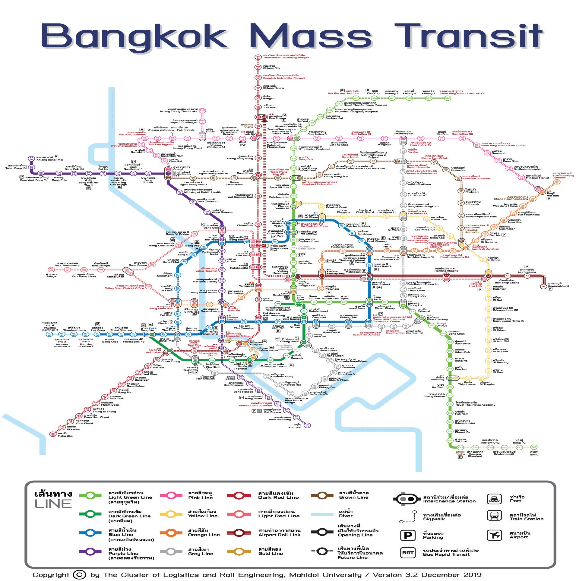BangKok Mass Transit(BTS)