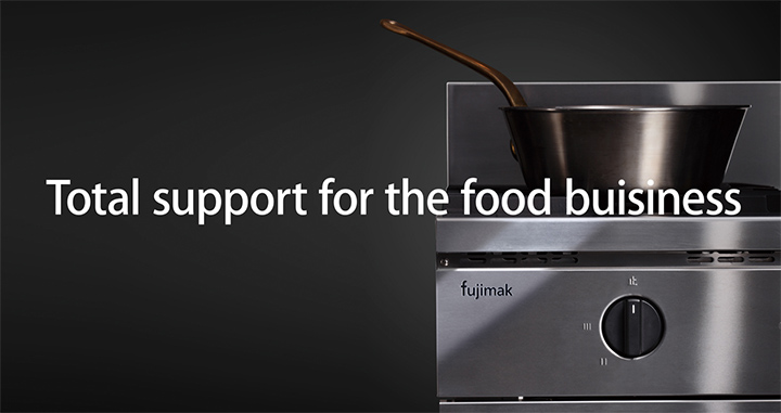 Total support for the food business